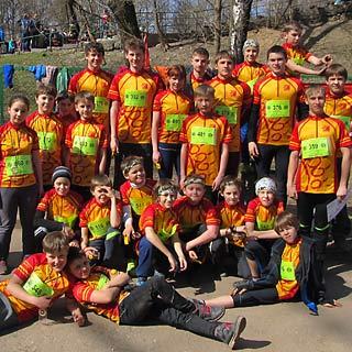 Группа ВКонтакте «Спортивное ориентирование в Великом Новгороде»
