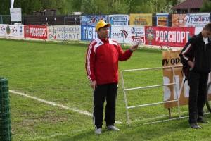 Российский Азимут 2009 в Новгороде С Бессонов главный судья